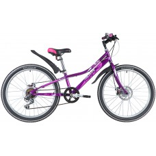 Велосипед подростковый Novatrack Alice 24 (2021)
